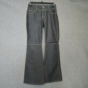 Guess USA Low Rise Flare Leg Jeans